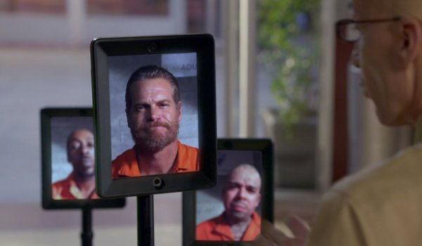 Remote learning prisoners on telepresence robots (Community)